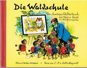 Kinderbuch von Fritz Baumgarten