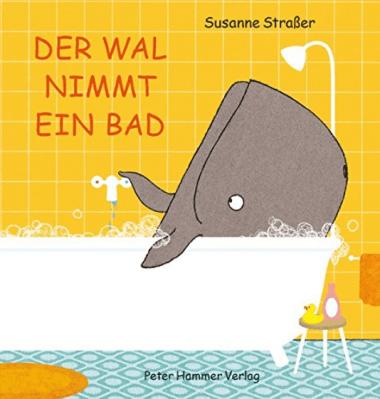 Der Wal nimmt ein Bad Cover