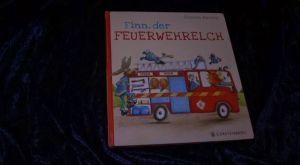 Finn, der Feuerwehrelch
