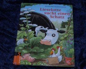 Lieselotte sucht einen Schatz_Alexander Steffensmeier