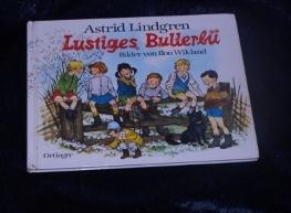 Lustiges Bullerbü_Astrid Lindgren