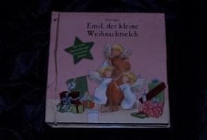 Emil, der kleine Weihnachtselch_Egger_Schmalz