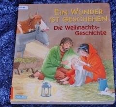 Ein Wunder ist geschehen_ Die Weihnachtsgeschichte_Anna Taube