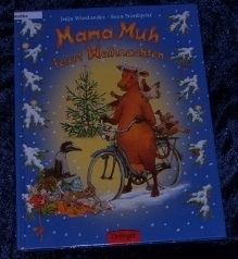 Mama Muh feiert Weihnachten_Wieslander_Nordqvist