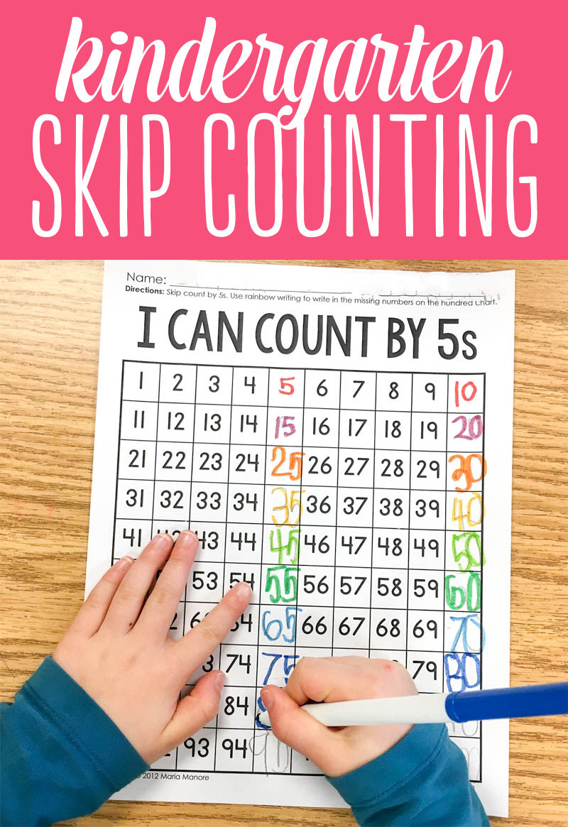 hight resolution of The Secret to Skip Counting in Kindergarten!