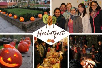 """Herbstfest der Kita und des Familienzentrums """"Die Brücke"""""""