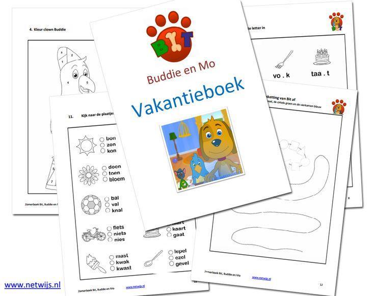 Januari Voorschoolse Werkbladen 5