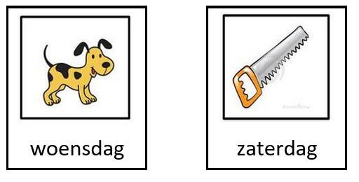 Preschool Werkbladen Dagen Van De Week 5