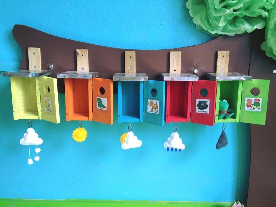 Preschool Werkbladen Dagen Van De Week 7