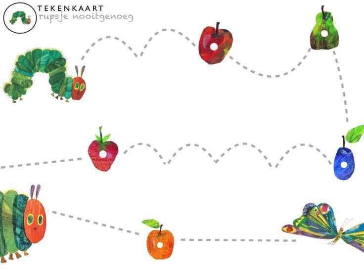 Voorschoolse Werkbladen Gezonde Voeding 1