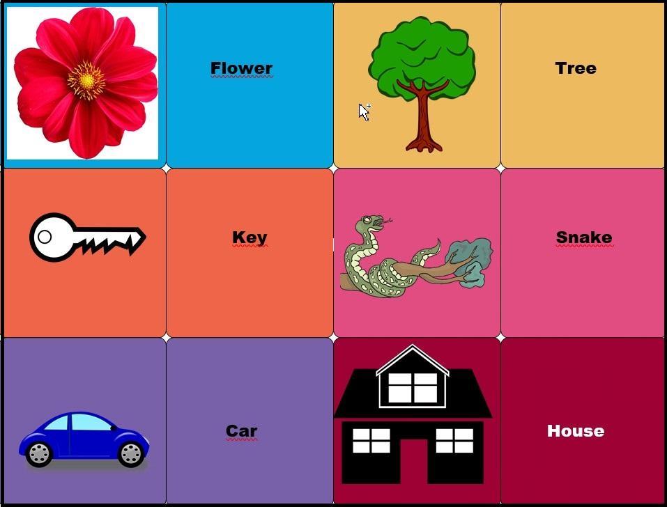 Voorschoolse Werkbladen In Het Engels 7