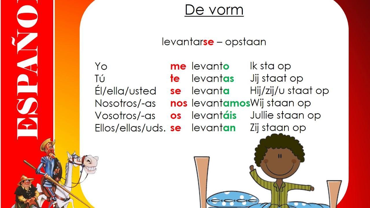 Voorschoolse Werkbladen In Het Spaans 2