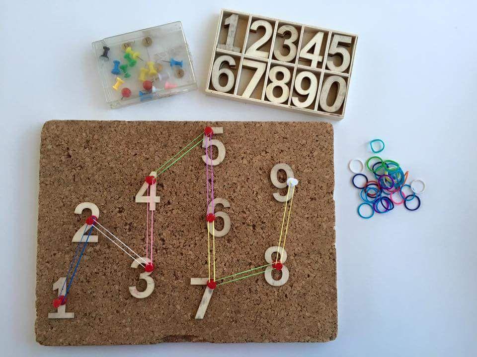 Voorschoolse Werkbladen In Wiskunde 5
