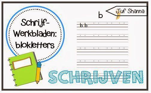 Voorschoolse Werkbladen Letter B 5