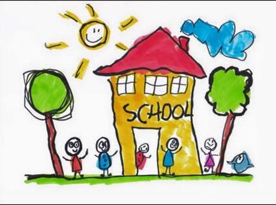 Voorschoolse Werkbladen Terug Naar School 1