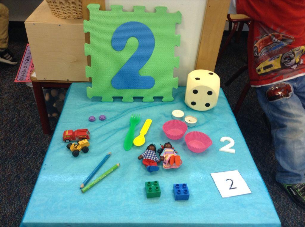 Voorschoolse Werkbladen Wiskunde 1