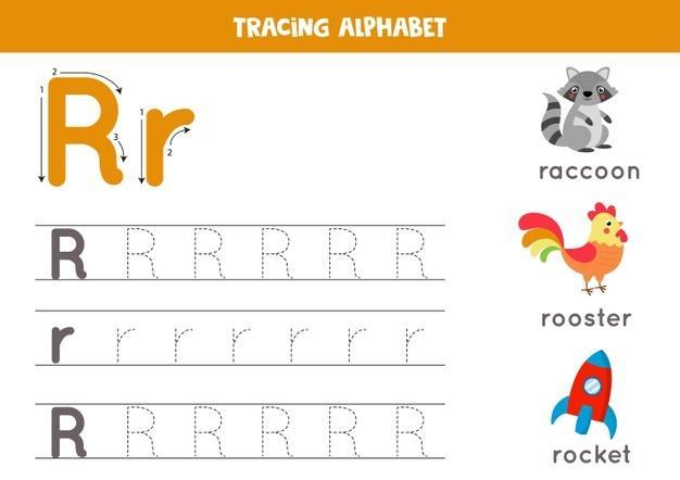 Voorschoolse Alfabet X Werkblad 3