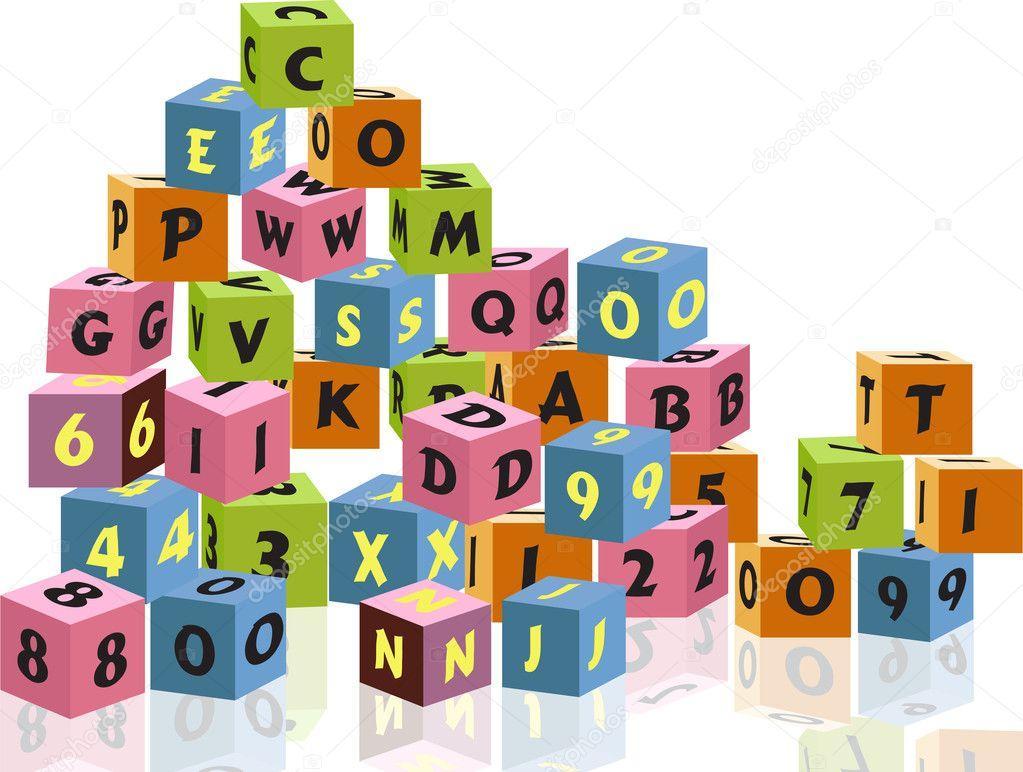 Voorschoolse Werkbladen Met Letters En Cijfers 4