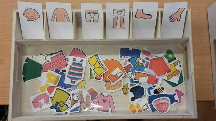 Voorschoolse Werkbladen Mijn Lichaam 6