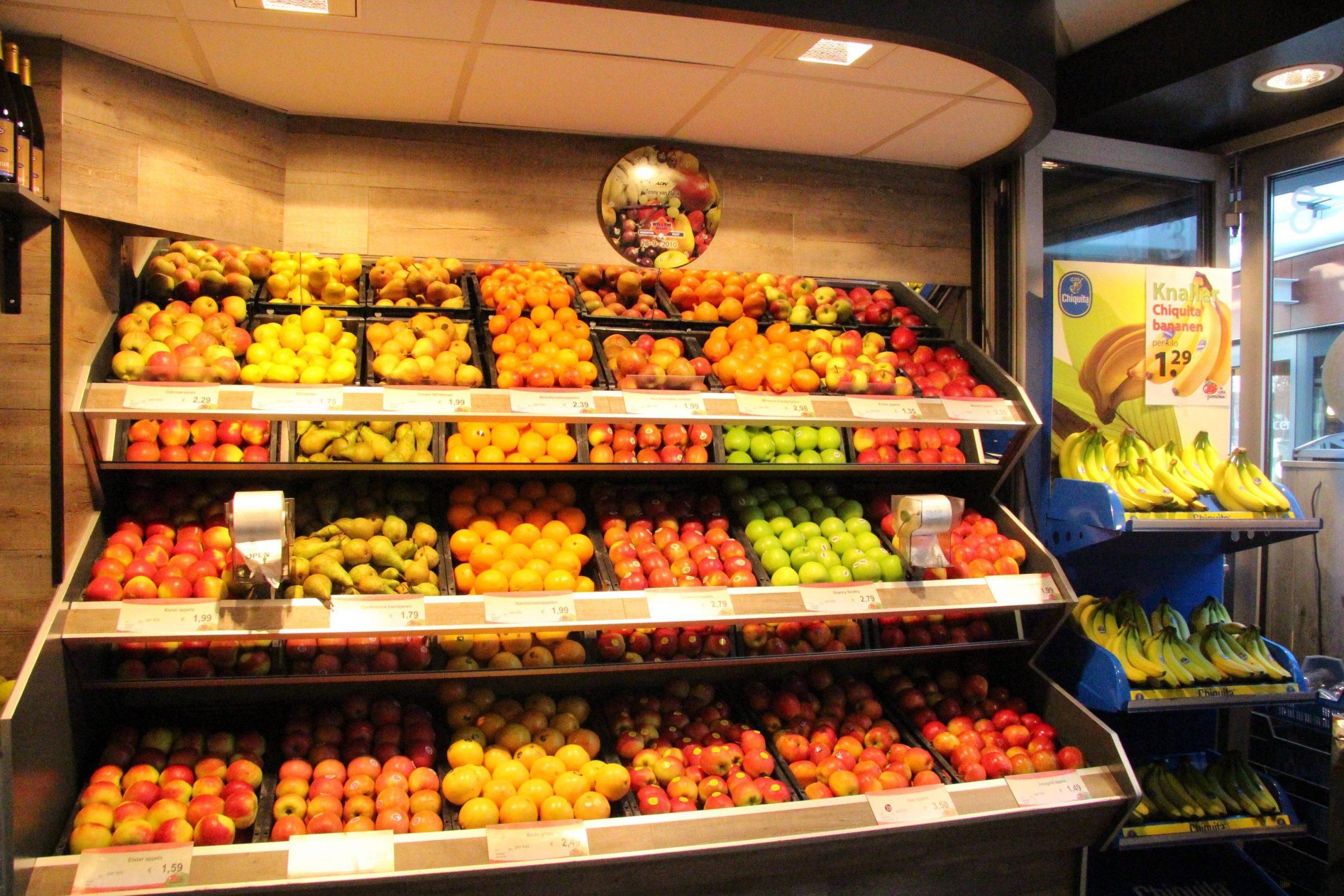 Voorschoolse Werkbladen Over Groenten En Fruit 5