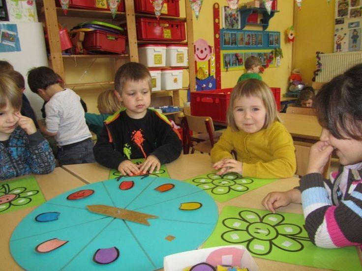 Voorschoolse Werkbladen Over Kleuren 7