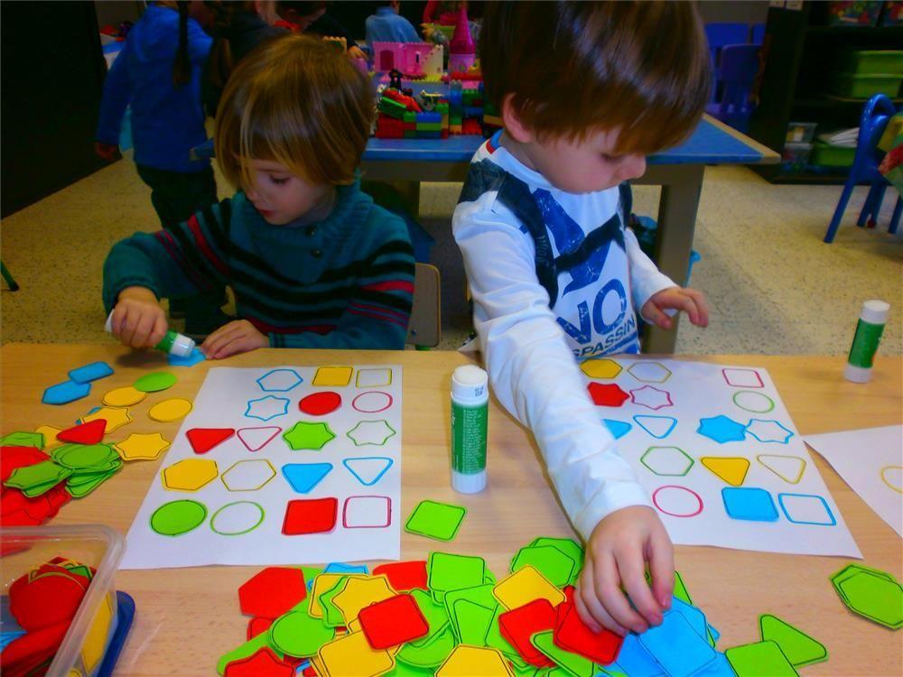 Voorschoolse Werkbladen Over Kleuren 8