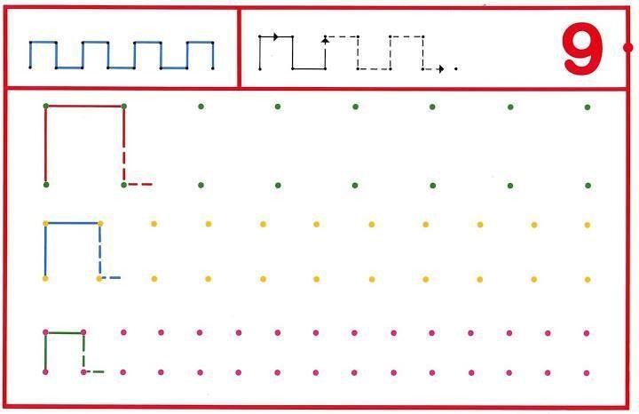 Werkbladen Op Rechthoek Voor Kleuterschool 5