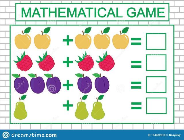 Wiskundige Werkbladen Toevoeging 1