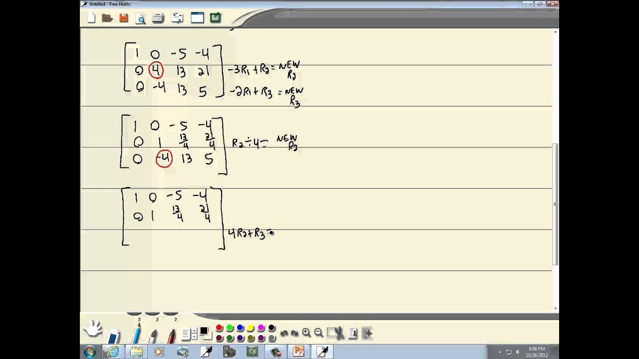Algebra Werkbladen College 6