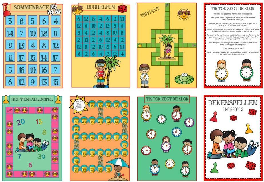 Meeteenheden Voor Wiskunde-werkbladen 7