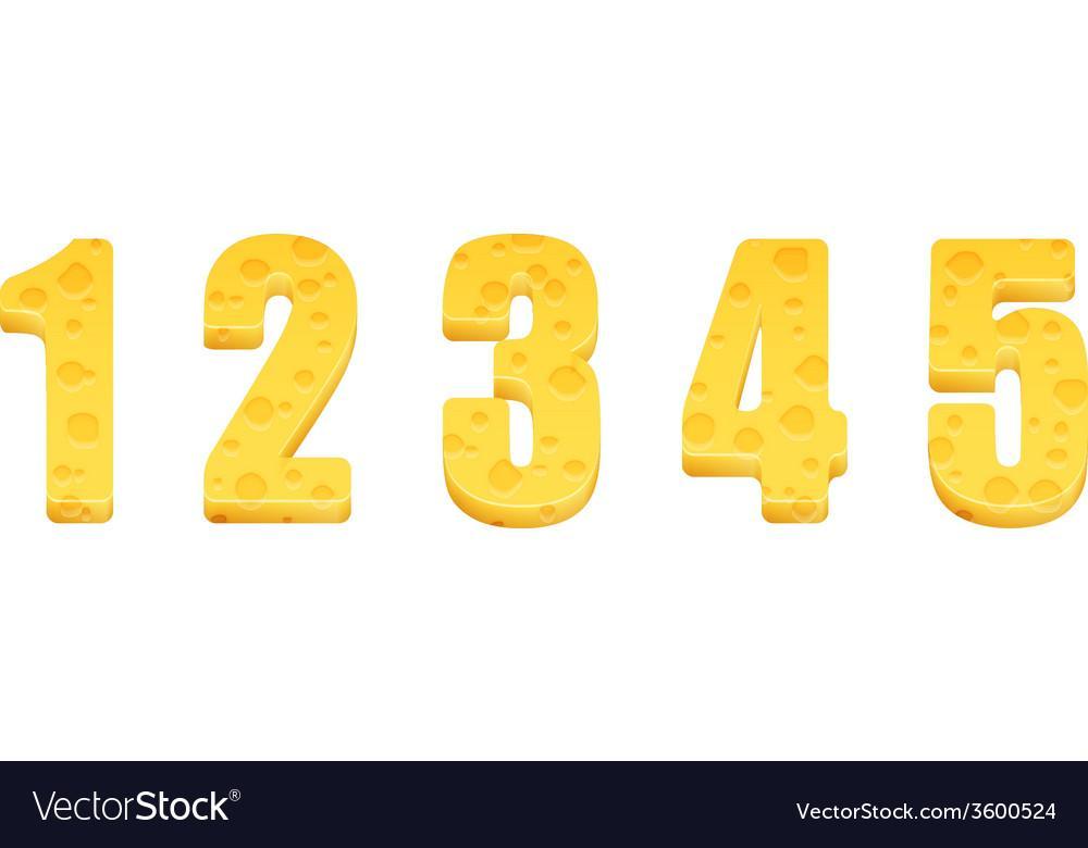 Rekenbladen Nummers 1-5 9