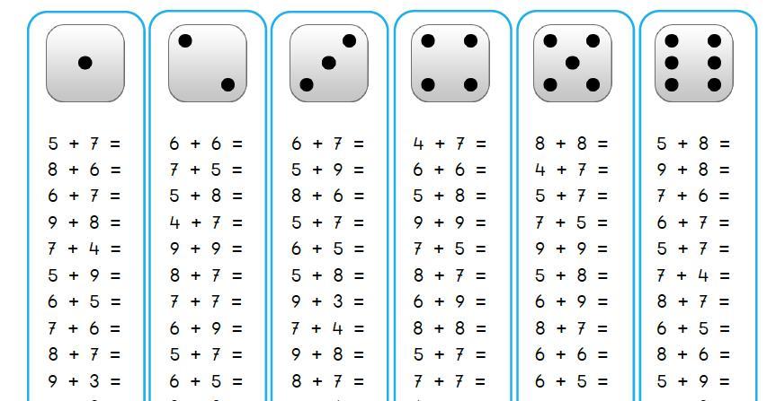 Rekenkundige Werkbladen Unitaire Methode 4
