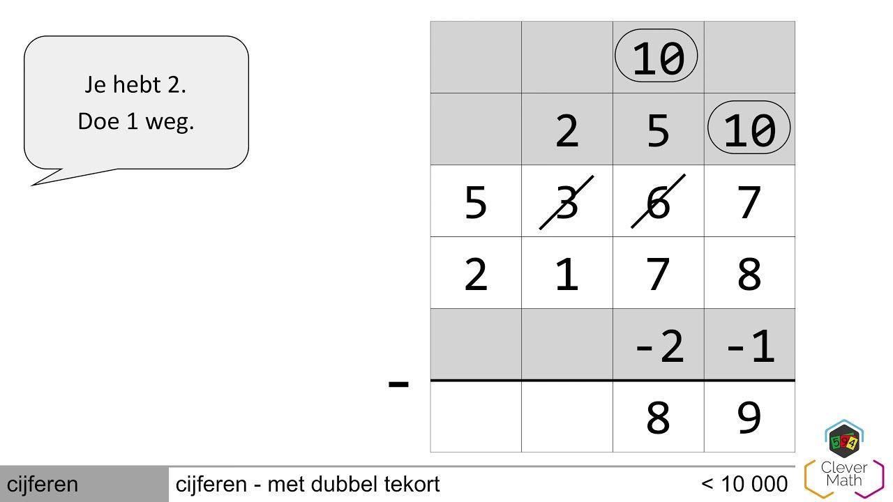 Wiskunde-werkbladen Aftrekken Met Hergroeperen 1