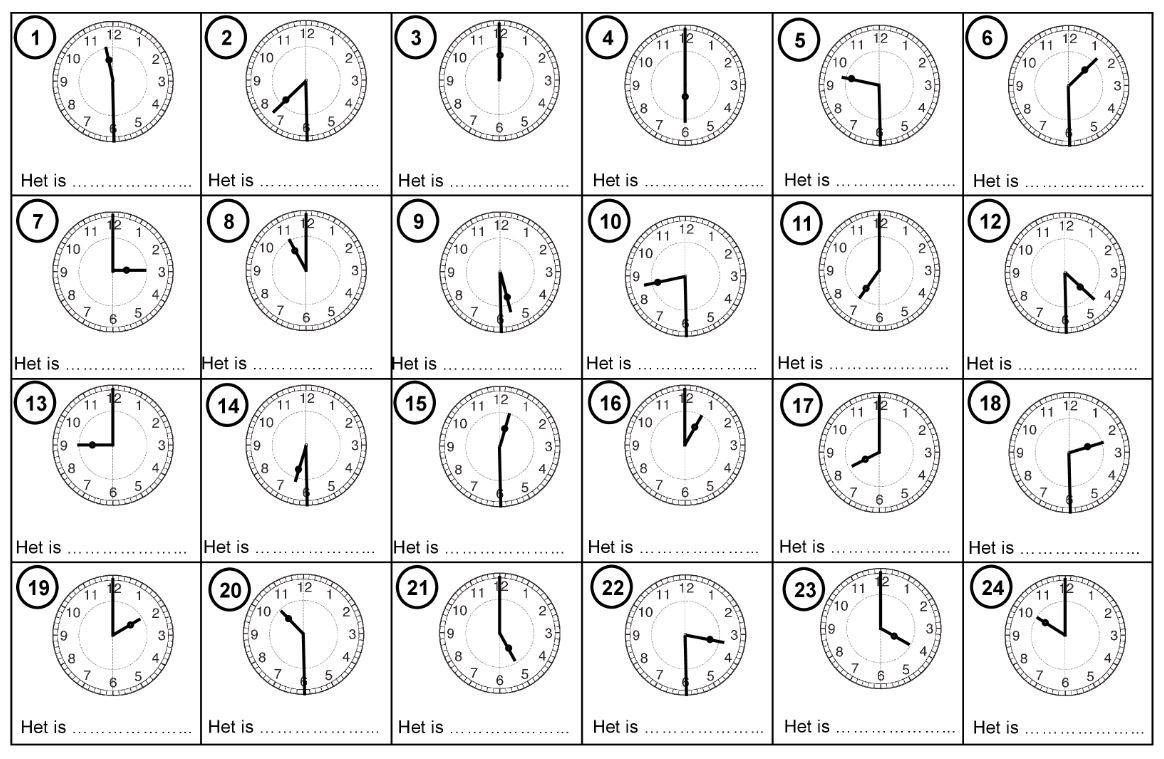 Wiskunde Werkbladen Kleuterschool Afdrukbaar 3