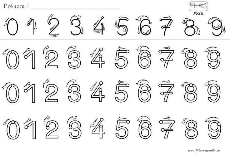 Wiskunde Werkbladen Pre K 7