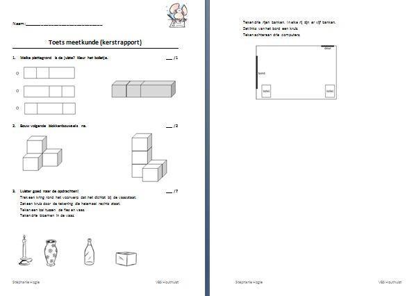 Wiskunde Werkbladen Vermenigvuldiging 4e Leerjaar 4
