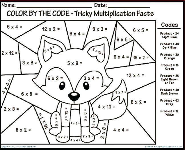 Wiskunde Werkbladen Vermenigvuldiging 4e Leerjaar 8