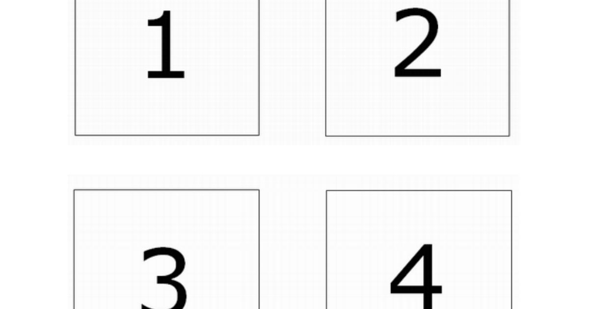 Wiskunde Werkbladen Word-document 3