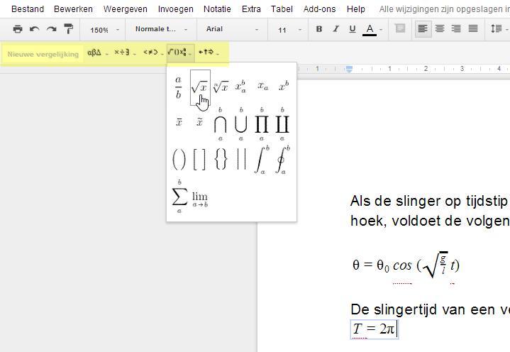 Wiskundige Werkbladen Kwadratische Vergelijkingen 4