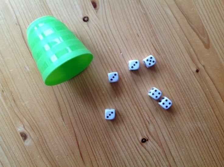 Wiskundige Werkbladen Met Dobbelstenen 2