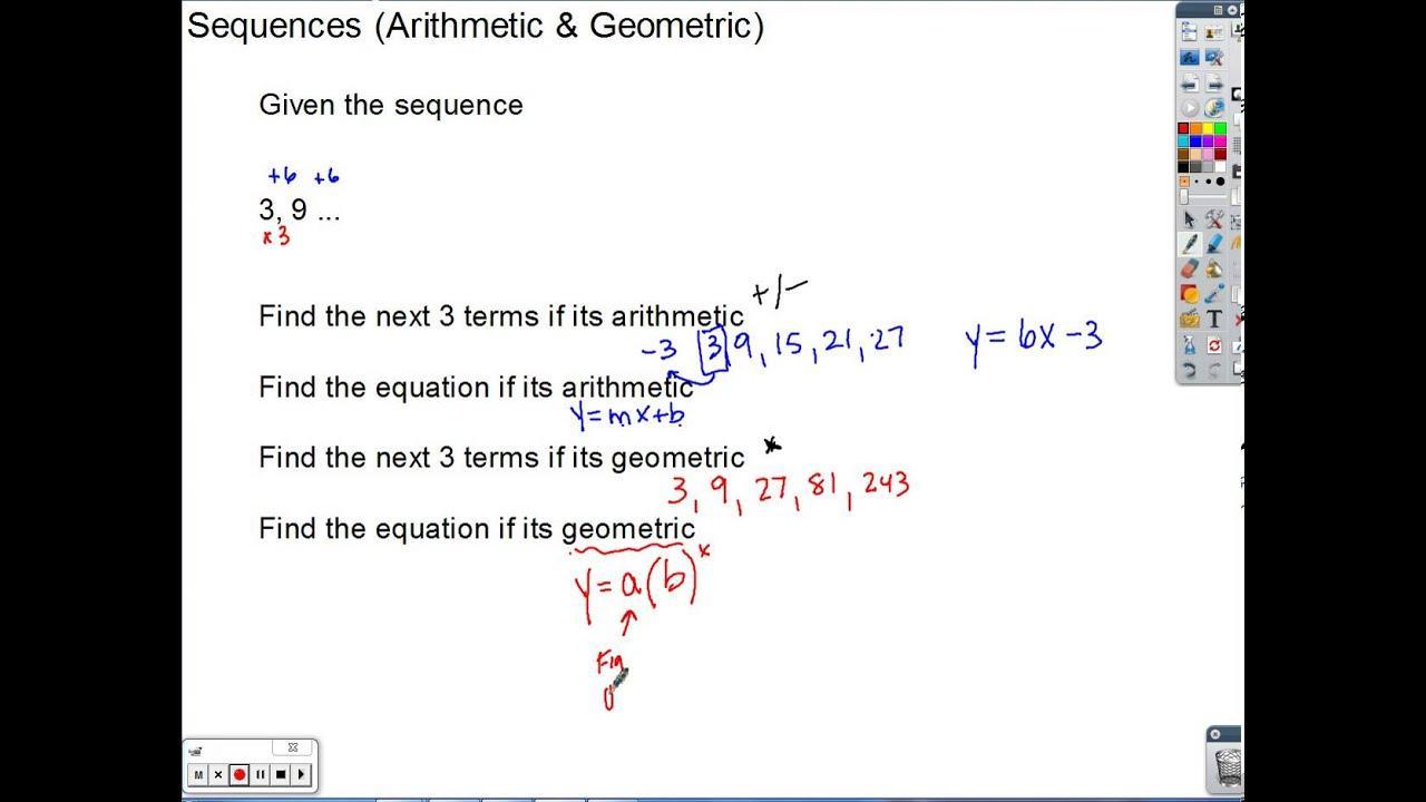Algebra Ii-werkbladen 3