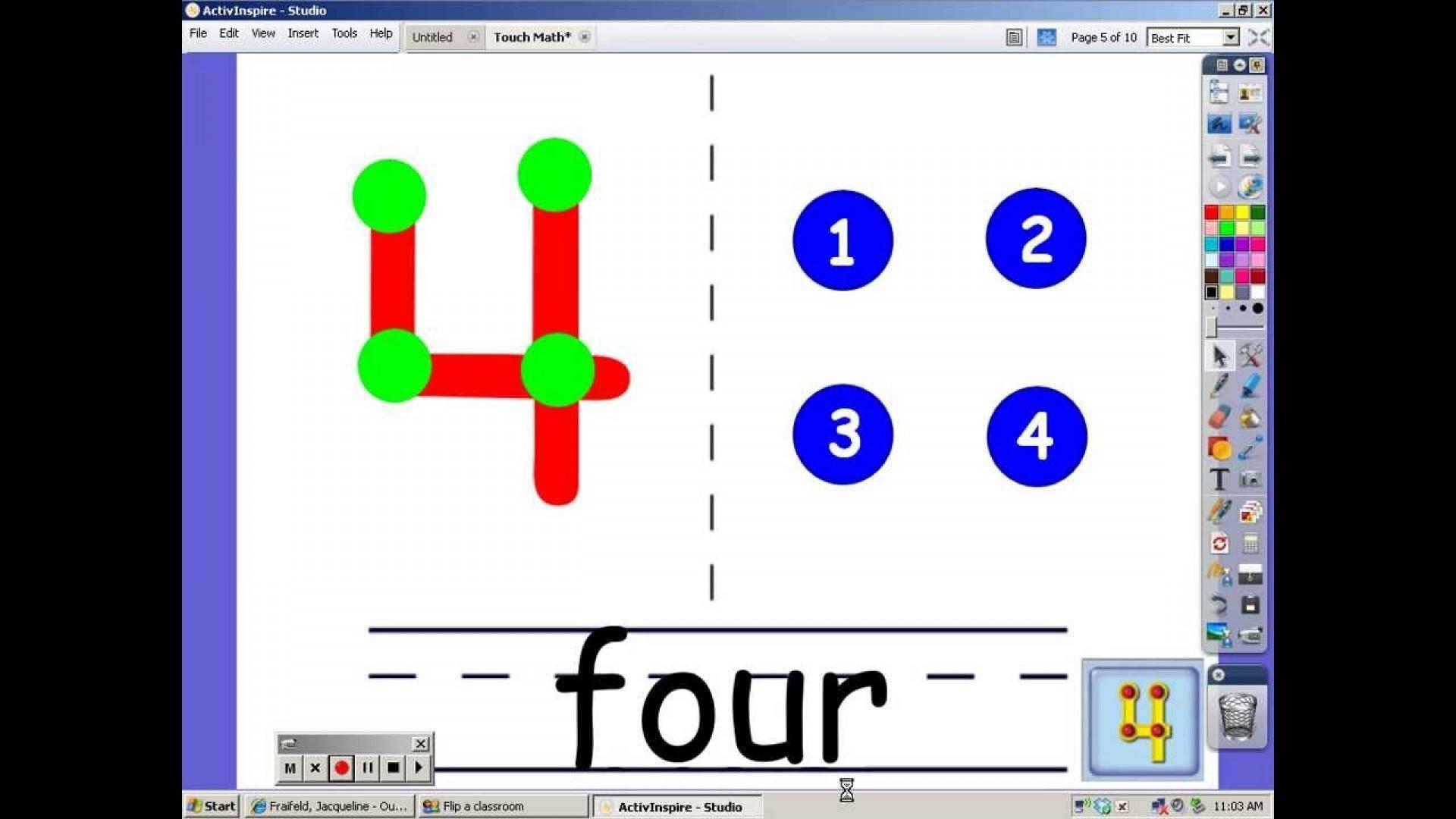 Algebra-werkbladen Doc 5