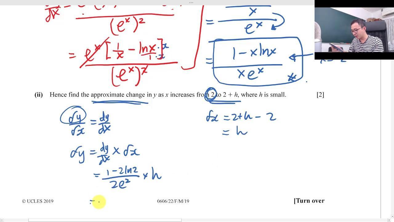 Algebra-werkbladen Igcse 1