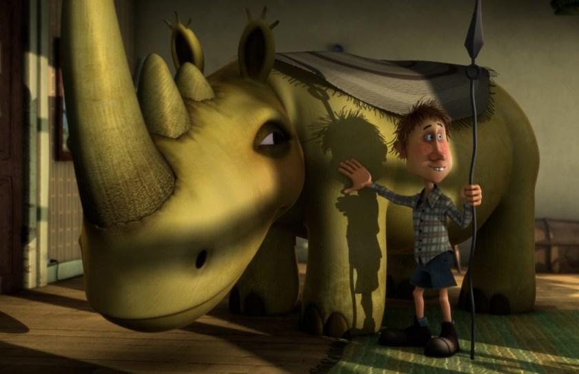 Otto-ist-ein-Nashorn