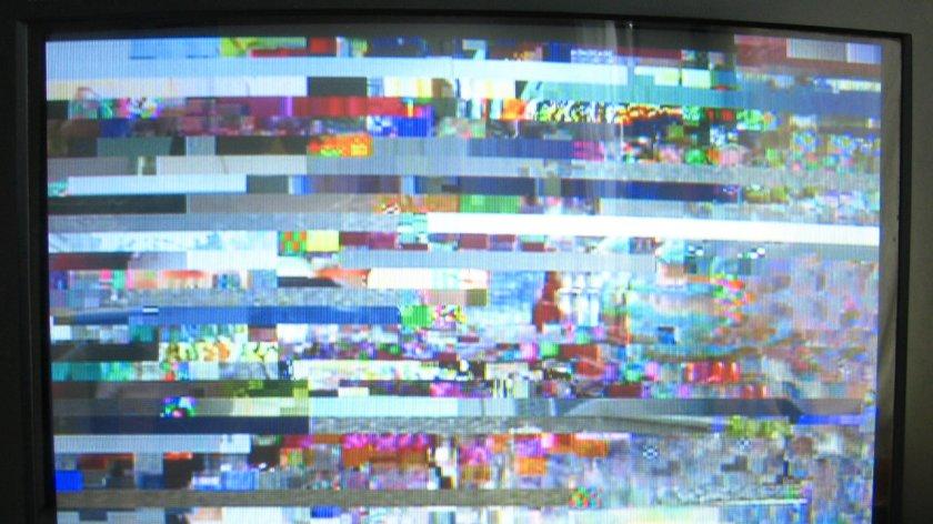TV Error