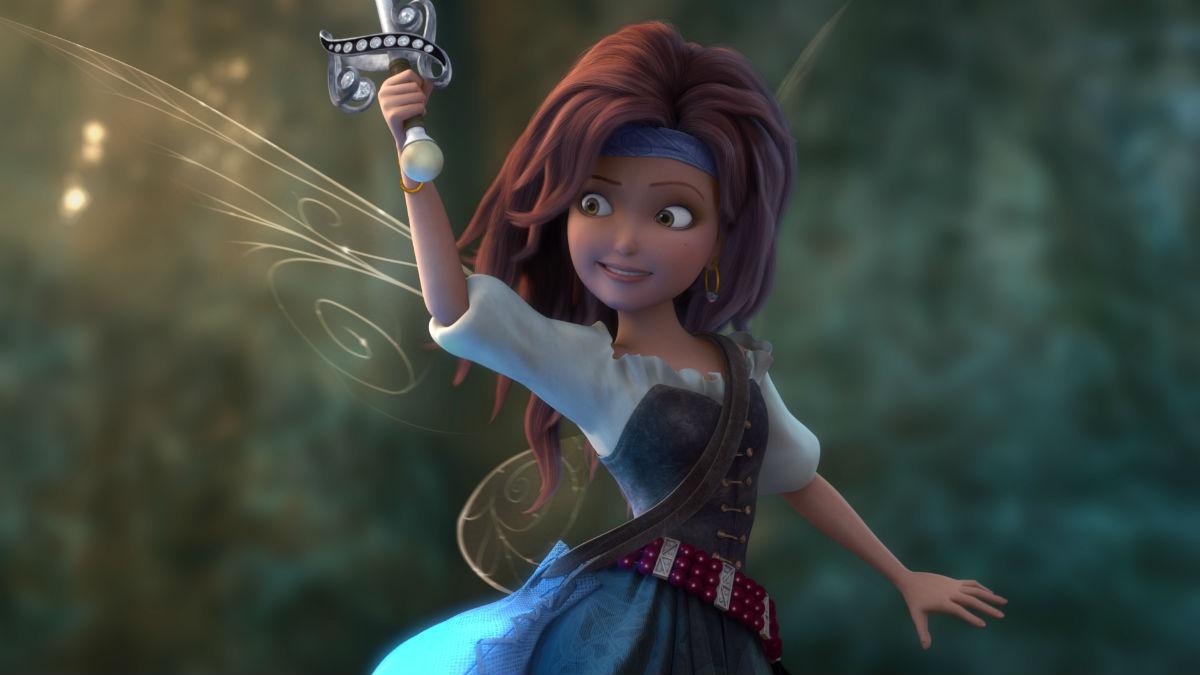Verlosung: Tinkerbell und die Piratenfee
