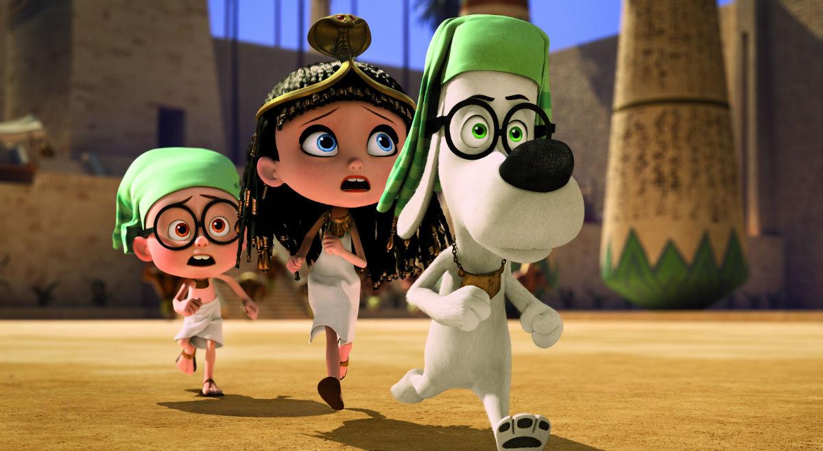 Die Abenteuer von Mr. Peabody & Sherman (2013)