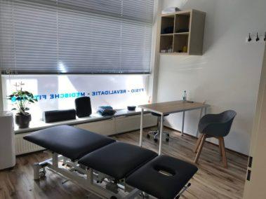 Behandelkamer Fysio 4 Den Bosch