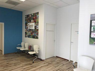 Wachtkamer Fysio 4 Den Bosch