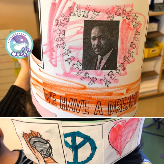 Martin Luther King for Kids
